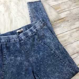 Urban Outfitters Pants - Urban Outfitters Silence + Noise Acid Wash Jegging